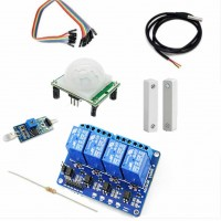 Home Automation Sensors Kit